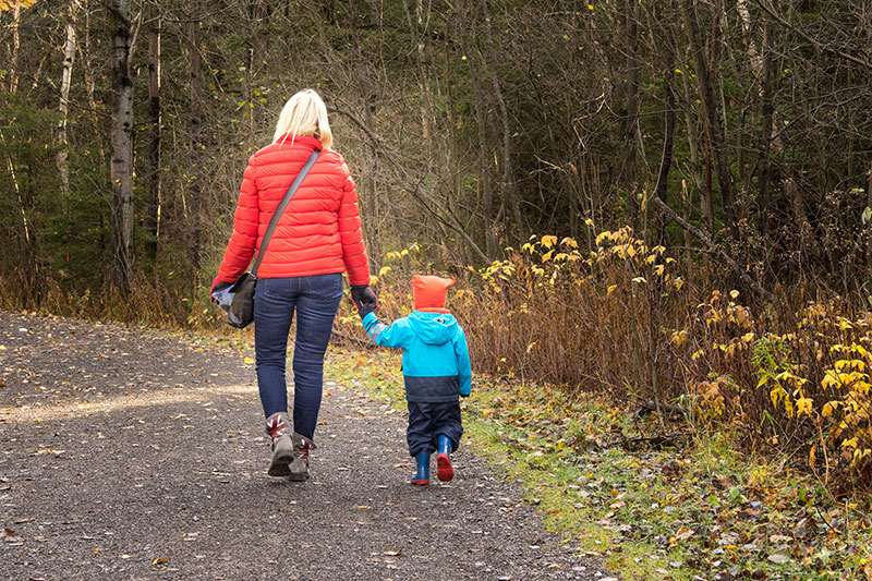 Autorización para viajar niños con padres separados